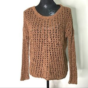 AEO Loose Knit Crew Neck Sweater